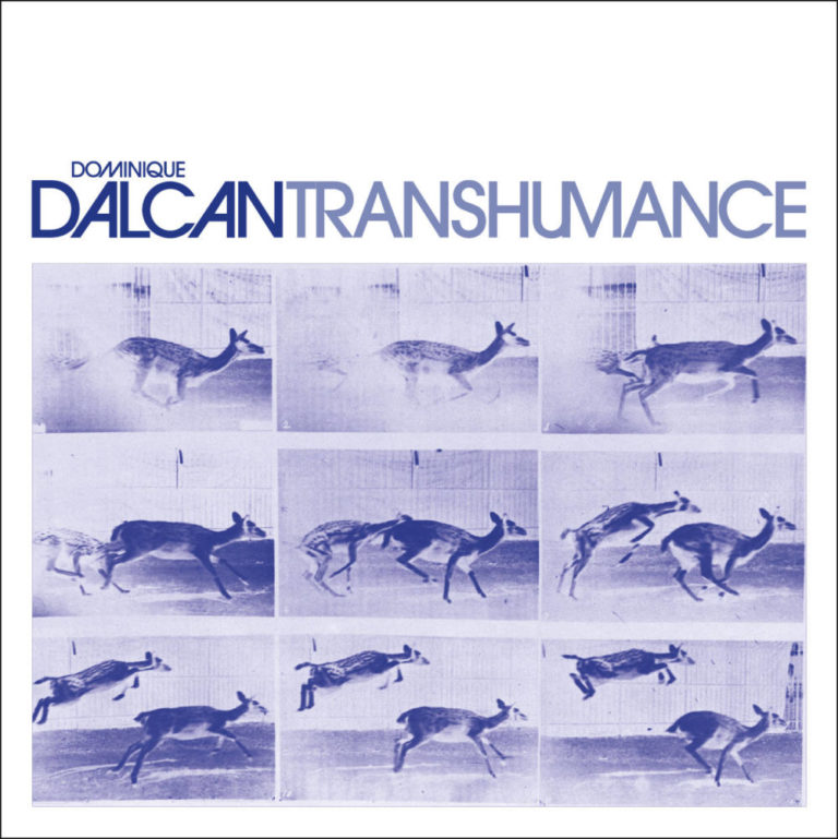 DOMINIQUE DALCAN - Transhumance - CD Single - Artwork by Pascal Blua - 2013