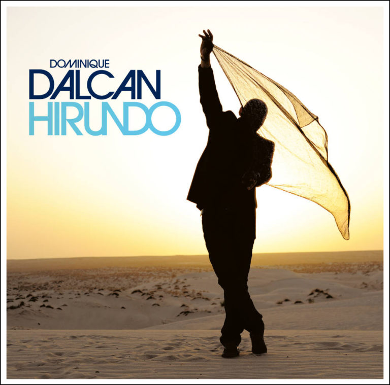 DOMINIQUE DALCAN - Hirundo - Album Cover - Artwork by Pascal Blua - 2013