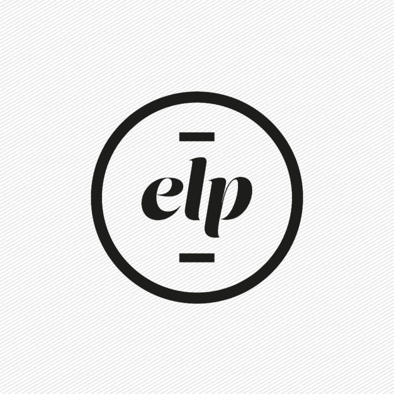 ELP BY VIOLETTE RECORDS - Logotype & Artwork by Pascal Blua - (2019)