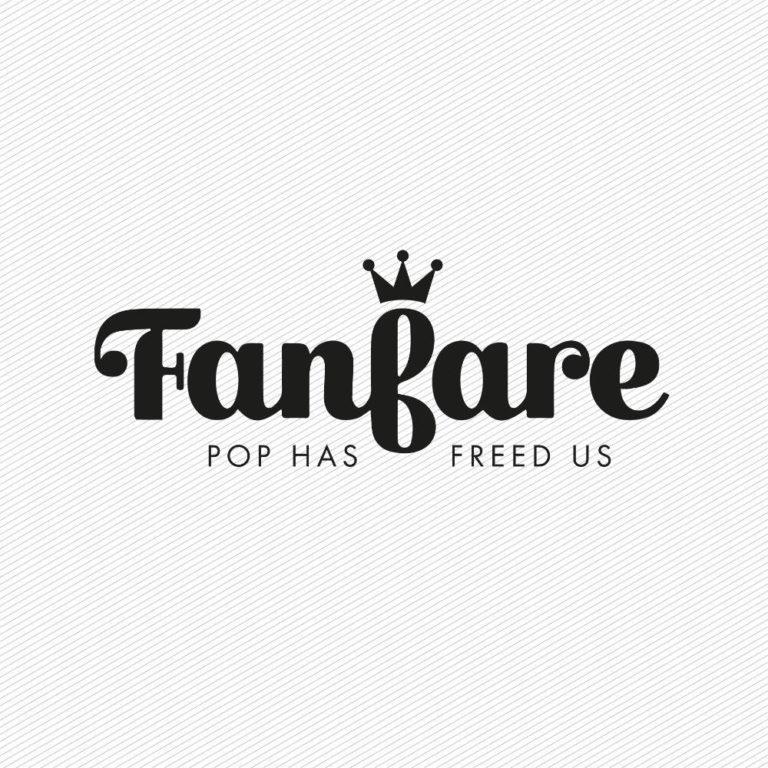 FANFARE - Logotype by Pascal Blua - (2018)
