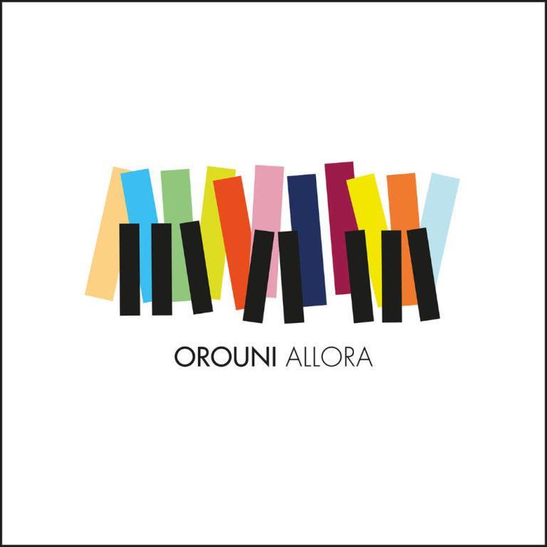 OROUNI - Allora - Single Cover - Artwork by Pascal Blua - 2020