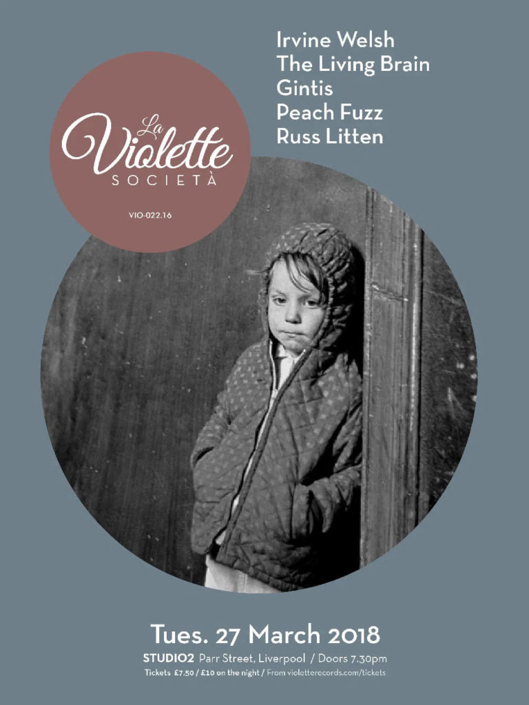 LA VIOLETTE SOCIETA - Logotype & Artwork by Pascal Blua - (Since 2016)