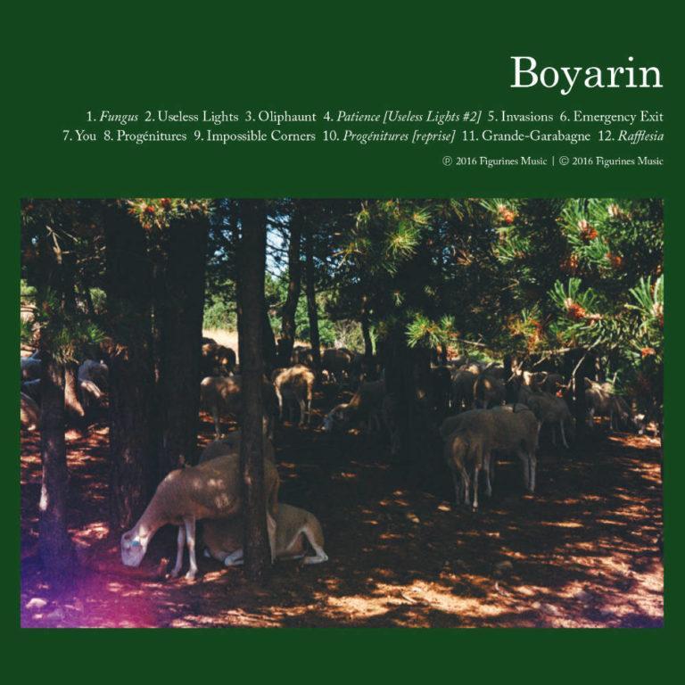 BOYARIN - Boyarin - Artwork by Pascal Blua - 2016