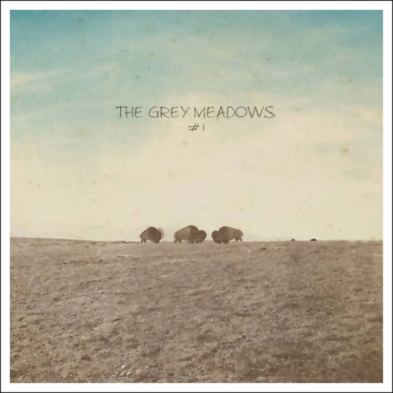 THE GREY MEADOWS - #1 - Artwork by Pascal Blua - 2014