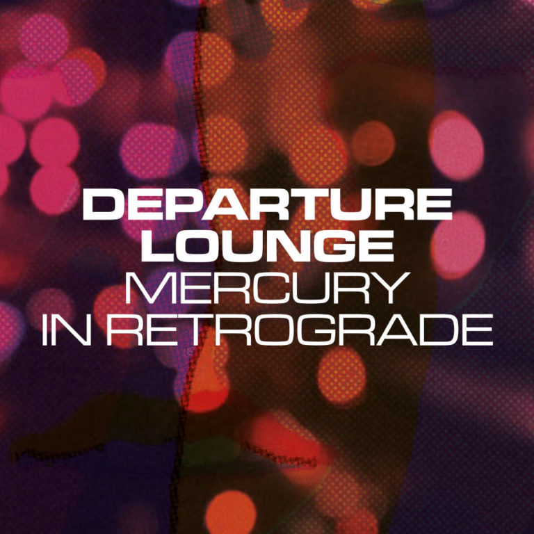 DEPARTURE LOUNGE - Transmeridian - Digital Single Cover - Artwork by Pascal Blua - 2021